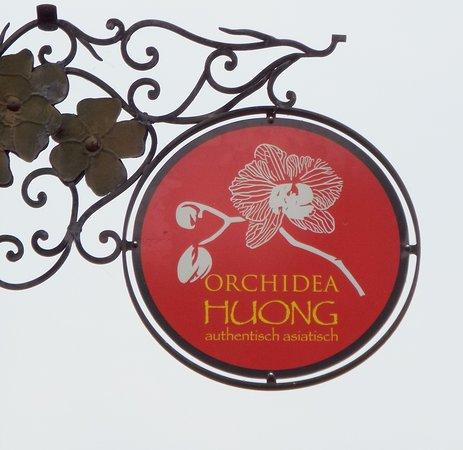 orchidea huong logo