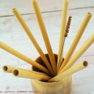 ống hút tre Việt